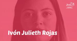 Ivón Julieth Rojas Gómez