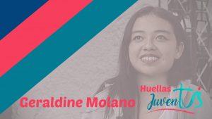 Huellas Juventus: Geraldine Molano becada 100% Universidad Catolica de Colombia