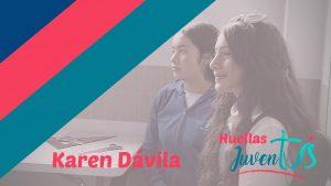 Huellas Juventus: Karen Dávila, representante de Colombia en Latin American Leadership Academy