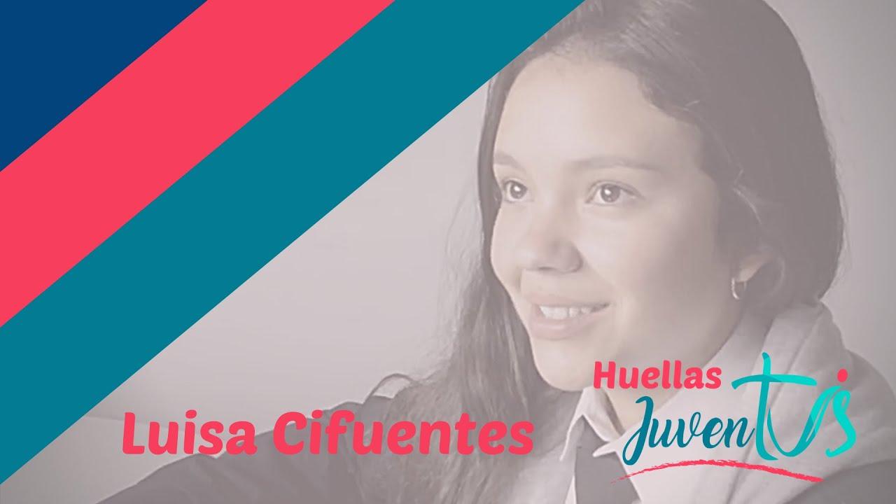 Huellas Juventus: Luisa Cifuentes personera 2019 Gimnasio Campestre la Sabana