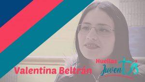 Huellas Juventus: Valentina Beltrán, merecedora de una beca del 50% en la Universidad ECCI