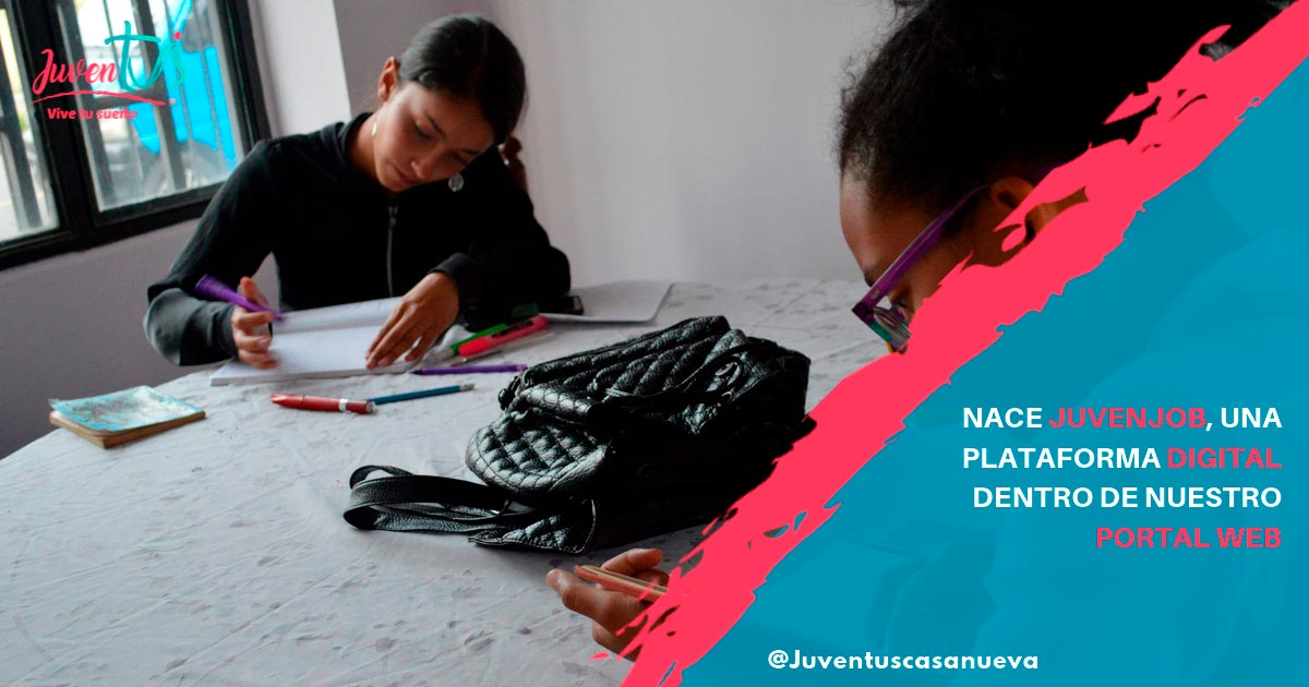 JuvenJob, una plataforma que conecta a la Mujer juventus con empleo
