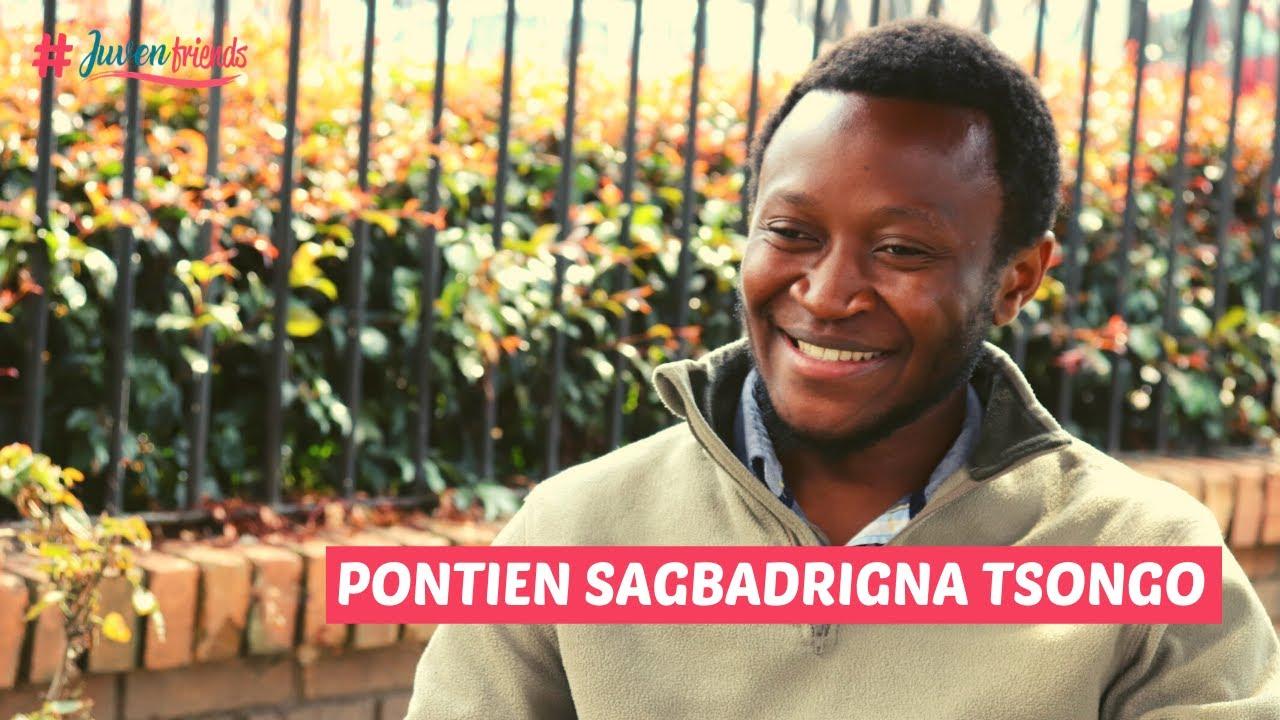 Con clases de Francés, Pontien llega del Congo a Juventus