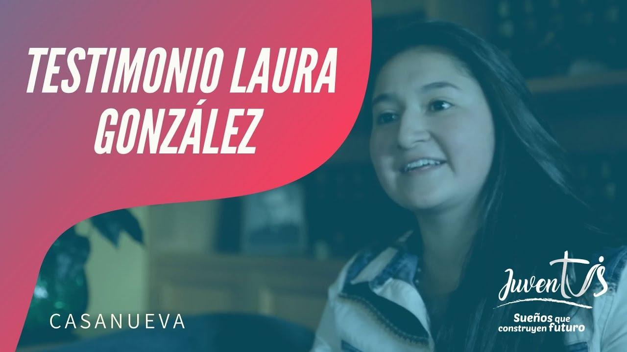 Testimonio Laura González Casanueva