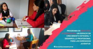 Programa de mentoría Juvenseniors: un espacio de crecimiento integral y desarrollo profesional para las egresadas Juventus